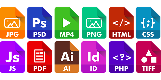 Various icons related to Adobe Software